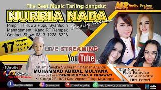 Live Streaming Organ Tarling Dangdut NURRIA NADA Edisi Siang