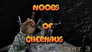 Noobs of Chernarus #3