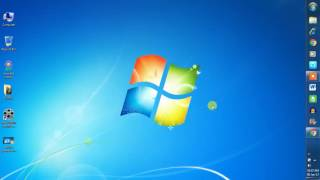 how to move task bar in computers in windows 7