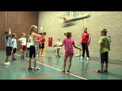 Fitheidstest basisschoolleerlingen Cuijk