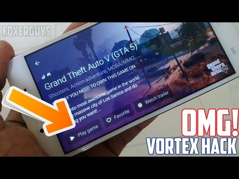 Download Vortex Hack Apk||Play Real Gta 5 Game On Android For Free