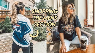 10 things YOU NEED to shop for in the MENS SECTION ☆