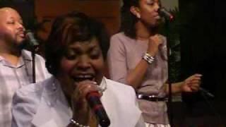 Eunice Wright @ The Resurrection Center - I Want God to Get the Glory