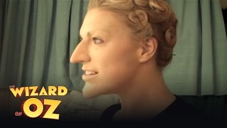 Hannah Waddingham Becomes Miss Gulch (part 2) - London | The Wizard of Oz