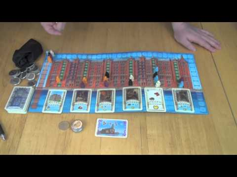 Dice Tower Reviews: The Speicherstadt