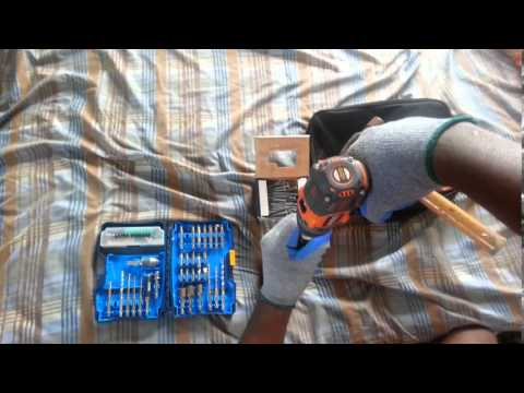 How to Open a Wine bottle.(full version)