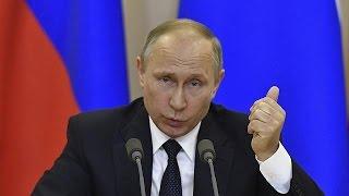 Vladimir Putin ready to disclose President Trump talk transcript