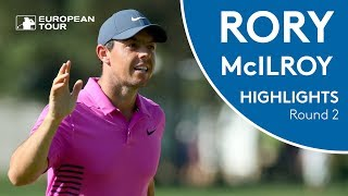 Rory McIlroy shoots 67 at Firestone | Round 2 | 2018 WGC-Bridgestone Invitational