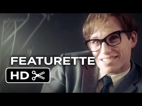 Video trailer för The Theory of Everything Featurette - Eddie Redmayne's Transformation (2014) - Movie HD