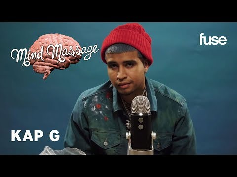 Kap G Does ASMR with Signature Mexican Candy, Talks Clout Chasin' & New Music   Mind Massage   Fuse