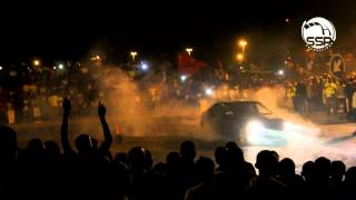 preview picture of video 'Matola Drift Day QS 09.03.2013 [by SSP Productions]'