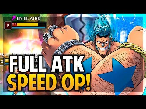 ¡LA BUILD FULL ATTACK SPEED NO ESTA MAL! | League of Legends