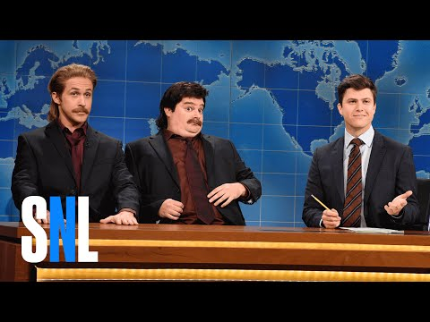 Weekend Update: Anthony Crispino and Angelo Skaggs - SNL