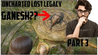 CARRYMINATI   MYSTERIOUS GAME   UNCHARTED LOST LEGACY PART #3