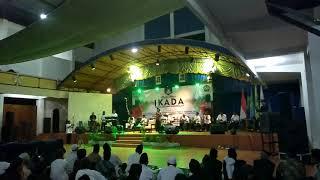 KH. Syarif Rahmat Dan Soneta Legend, Nada & Dakwah Reuni Akbar 2017 IKADA