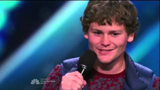 Drew Lynch America's Got Talent Las Vegas Show Promo Oct 22_23_24th