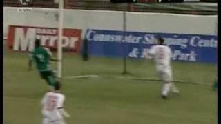 גלנטורן - מכבי חיפה מוק' ליגת האלופות סיבוב 2 עונת 2009/10