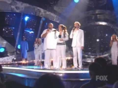 American Idol Finale Season 2 - Group Medley - One Voice