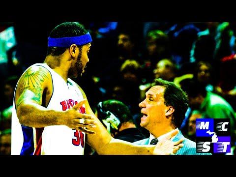 Rasheed Wallace Admits He Didn't Like EX-Detroit Pistons HC Flip Saunders!!!