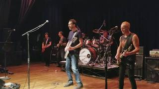 "Private Concert - G4 2017 Joe Satriani, Phil Collen, Paul Gilbert playing ""Superstition"""