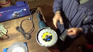 Bosch grinder GWS22-230JH   230mm disc