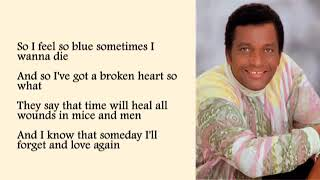 Charley Pride   Just Between You and Me with Lyrics