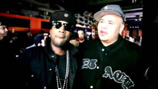 "The making of Fat Joe ""(HaHa) Slow Down"" featuring Young Jeezy"