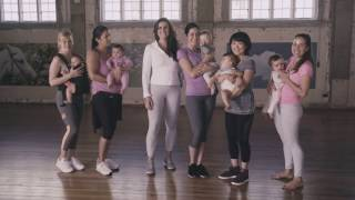 POST-PREGNANCY WORKOUTS - PROMO