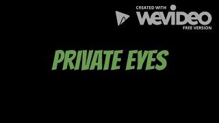 Private Eyes   Hall & Oates   Lyrics