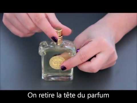 ParfumLa Est Réponse Sur Comment Ouvrir Flacon UzpGSVqM