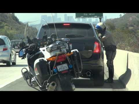 BMW R1200-RTP Police Motorcycle Review