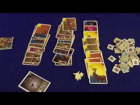 Bower's Game Corner: Drakkar: The Card Game  Preview