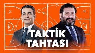 Taktik Tahtası | 13 Ocak | Fenerbahçe'nin pas trafiği, Efes'in muhteşem savunması