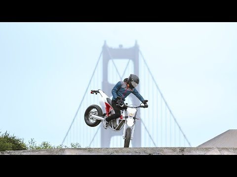 2018 Alta Motors Redshift SM in Modesto, California - Video 2