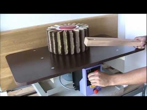 QT1 - Manual Tilting Edge Sander