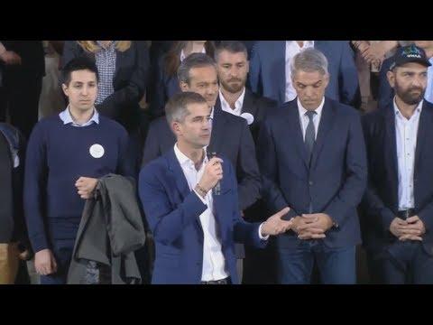 Παρουσίαση των υποψηφίων Δημοτικών και Κοινοτικών Συμβούλων με τον συνδυασμό του «Αθήνα Ψηλά»
