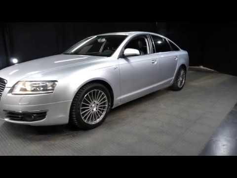Audi A6 3.0 TDI V6 4d Quattro TipTronic, Sedan, Automaatti, Diesel, Neliveto, MKV-439