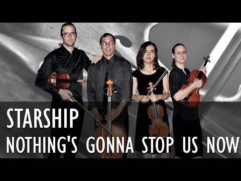 Nothing's Gonna Stop Us Now - Starship - String Quartet COVER Mp3