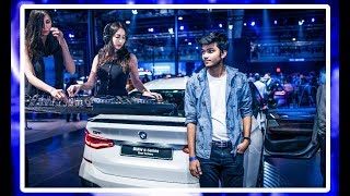 VIP Afterparty at Auto Expo 2018 with BMW | M760li - 6GT - X3 | India