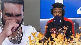 NASTY C HOT FREESTYLE | REACTION VIDEO