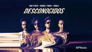 Mau y Ricky - Desconocidos ft  Manuel Turizo, Camilo (Audio)