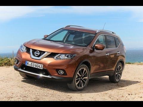 2014 Nissan X-Trail 1.6 dCI - Fahrbericht einer Probefahrt - Test Drive (German)