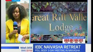 News Desk - 11th September 2017 - Discussion: IEBC Naivasha Retreat