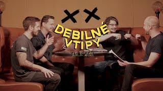Debilné Vtipy #29 (Špeciál) - Martin Hatala a Jakub Zitron Ťapák vs. Kubo Lužina a Matej Makovický