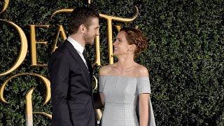 Beauty and the Beast UK Premiere - Emma Watson, Dan Stevens, Luke Evans, Josh Gad, Emma Thompson
