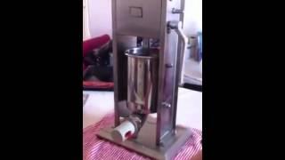 Adana Kebap Makinası  Adana Kebab Machine