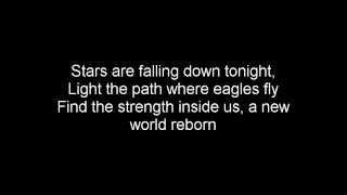 Holding on - DragonForce lyrics