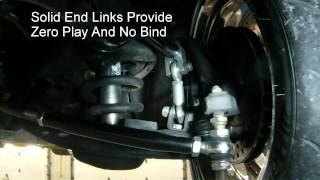 Product Parts Review Including PTF, Viking Shocks, Willwood Brakes and Rushforth Wheels