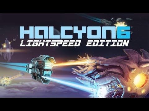 Halcyon 6: Lightspeed Edition Trailer thumbnail
