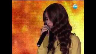 Ana Maria Yanakieva   Hurt   X Factor Bulgaria 2013   22.11.2013